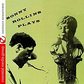 Sonny Rollins Plays (Digitally Remastered) - EP by Various Artists