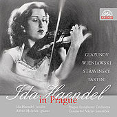 Play & Download Glazunov / Wieniawski:  Violin Concertos / Stravinsky:  Divertimento / Tartini:  Sonata for Violin and Piano in G minor Devil´s by Ida Haendel | Napster