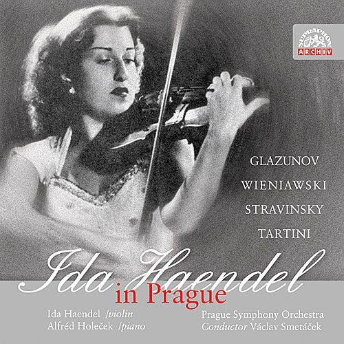 Play & Download Glazunov / Wieniawski:  Violin Concertos / Stravinsky:  Divertimento / Tartini:  Sonata for Violin and Piano in G minor Devil´s by Ida Haendel | Napster