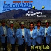 Mi Escapulario by Los Pitufos Corp.