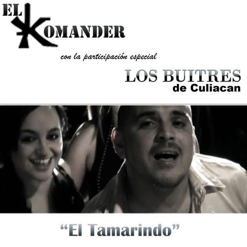 El Tamarindo - Single by El Komander