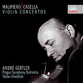 Play & Download Malipiero / Casella:  Violin Concertos by Various Artists | Napster
