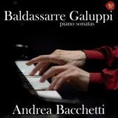 Galuppi, Piano Sonatas by Andrea Bacchetti