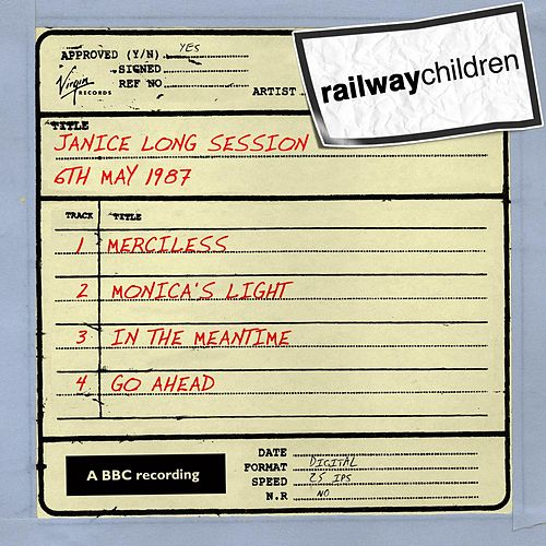 Play & Download Janice Long Session (6th May 1987) by Railway Children | Napster