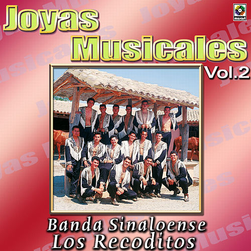 Play & Download Banda Sinaloense Los Recoditos Joyas Musicales, Vol. 2 by Banda Los Recoditos | Napster