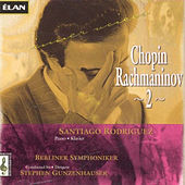 Play & Download Rachmaninov: Piano Concerto No 2; Chopin: Piano Concerto No 2 by Santiago Rodriguez | Napster