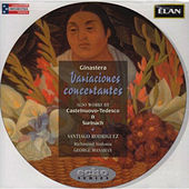 Play & Download Ginastera: Variaciones Concertantes; Catelnuovo-Tedesco: Piano Concerto No 1; Surinach: Concertino for Piano by Santiago Rodriguez | Napster