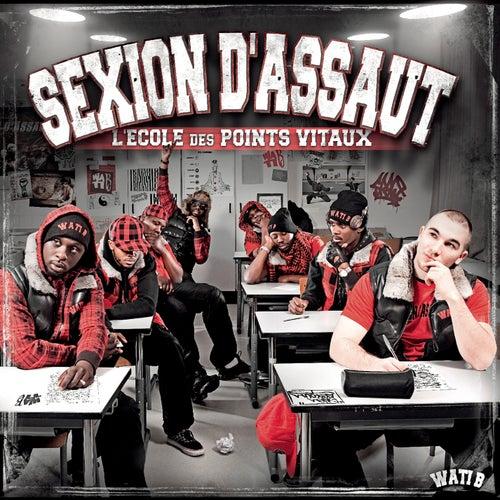 L'école des points vitaux by Sexion D'Assaut