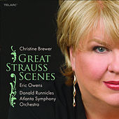 Play & Download Great Strauss Scenes by Atlanta Symphony Orchestra | Napster
