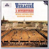 Play & Download Varacini: 5 Overtures by Musica Antiqua Köln | Napster