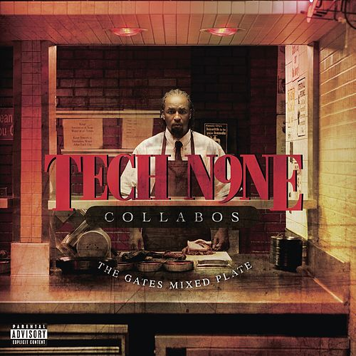 Play & Download The Gates Mixed Plate by Tech N9ne | Napster