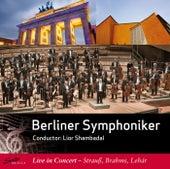 Berliner Symphoniker: Live in Concert by Lior Shambadal