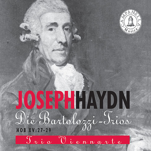 Play & Download Haydn: The Bartolozzi Trios by Trio Viennarte | Napster