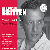 Britten: Music with Oboe by Various Artists