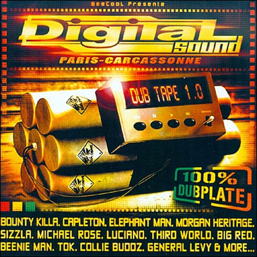 Play & Download Digital Sound Dub Tape 1.0 (100% Dubplate) by Various Artists | Napster