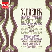 Franz Schreker - Chamber Symphony; Hussar Variations by Various Artists