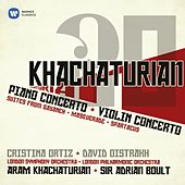 Aram Khachaturian - Piano Concerto; Violin Concerto by Various Artists