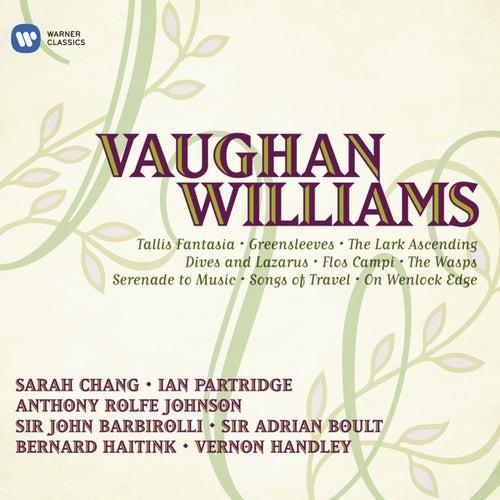 Ralph Vaughan Williams - The Lark Ascending; Tallis Fantasia by Various Artists