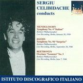 Mendelssohn, Felix: Symphony No. 4,