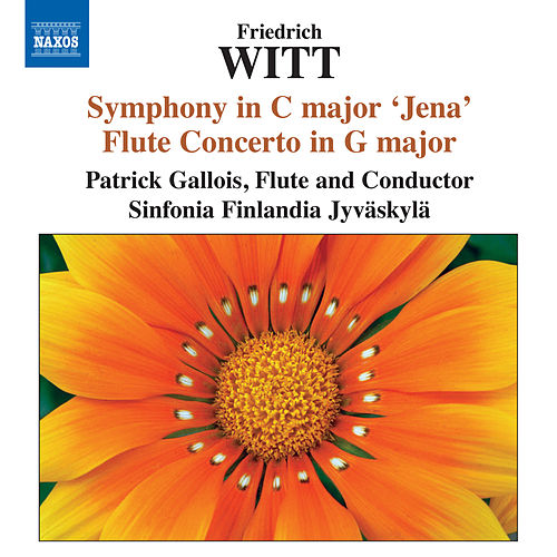 Play & Download Witt: Symphony in C major, 'Jena' - Flute Concerto in G major by Patrick Gallois | Napster
