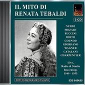 Opera Arias (Soprano): Tebaldi, Renata - Verdi, G. / Puccini, G. / Gounod, C.-F. / Mozart, W.A. / Boito, A. / Catalani, A. (Tebaldi) (1949-1953) by Various Artists