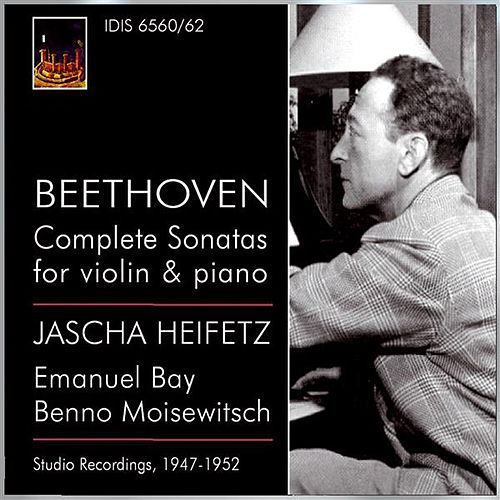 Play & Download Beethoven, L. Van: Violin Sonatas (Complete) (Heifetz, Bay, Moiseiwitsch) (1947-1952) by Various Artists | Napster