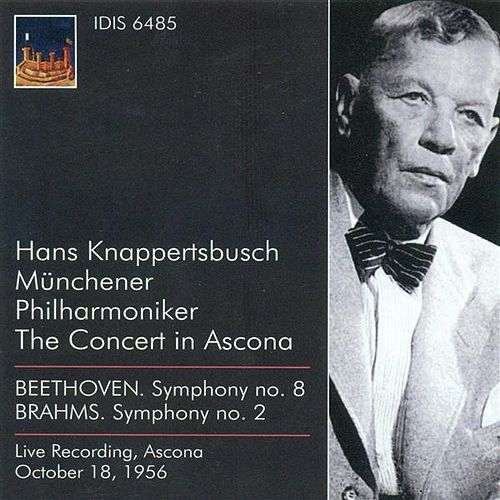 Beethoven, L. Van: Symphonies Nos. 2 and 8 (Munich Philharmonic, Knappertsbusch) (1956) by Hans Knappertsbusch