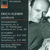 Play & Download Tchaikovksy, P.I.: Symphonies Nos. 4 and 6 / Schubert, F.: Symphonies Nos. 5 and 8 (Kleiber) (1935, 1948, 1953, 1955) by Erich Kleiber | Napster