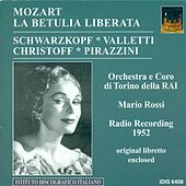 Play & Download Mozart, W.A.: Betulia Liberata (La) [Oratorio] by Various Artists | Napster