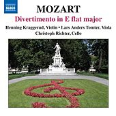 Mozart: Divertimento, K. 563 - String Trio, K. 562e by Various Artists