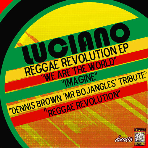 Reggae Revolution EP by Luciano