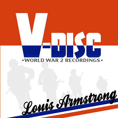 V-Disc by Louis Armstrong