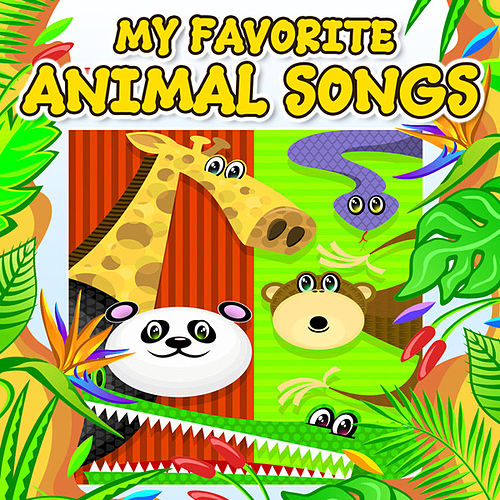 Play & Download My Favorite Animal Songs by The Countdown Kids | Napster