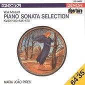Play & Download Mozart: Piano Sonata Selection by Maria Joao Pires | Napster