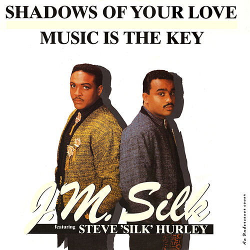 Play & Download Shadows Of Your Love/Music Is The Key by J.M. Silk | Napster