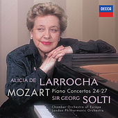Play & Download Mozart: Piano Concertos Nos.24-27 by Alicia De Larrocha | Napster