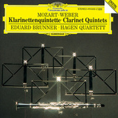 Play & Download Mozart / Weber: Clarinet Quintets by Various Artists | Napster