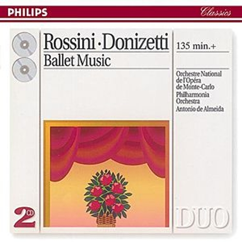 Play & Download Rossini/Donizetti: Ballet Music by Various Artists | Napster