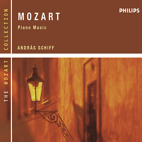 Play & Download Mozart: Piano Music by András Schiff | Napster