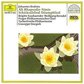 Play & Download Brahms: Altrhapsodie / Schicksalslied / Triumphlied by Various Artists | Napster