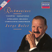 Play & Download Rachmaninov: Solo Piano Works by Jorge Bolet | Napster