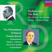Play & Download Rachmaninov: The Bells/Spring/3 Russian Songs by Various Artists | Napster