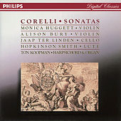 Corelli: Sonatas by Monica Huggett