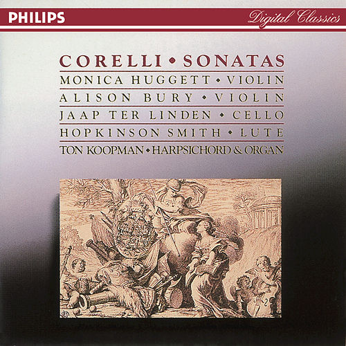 Play & Download Corelli: Sonatas by Monica Huggett | Napster
