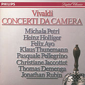 Play & Download Vivaldi: 9 Concerti da Camera by Michala Petri | Napster