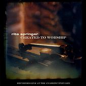 Created To Worship by Rita Springer