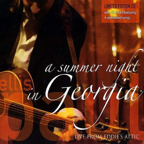 A Summer Night in Georgia: Live From Eddie's Attic by Ellis Paul