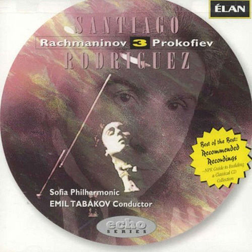 Play & Download Rachmaninov Piano Concerto No 3 / Prokofiev Piano Concerto No 3 by Santiago Rodriguez | Napster