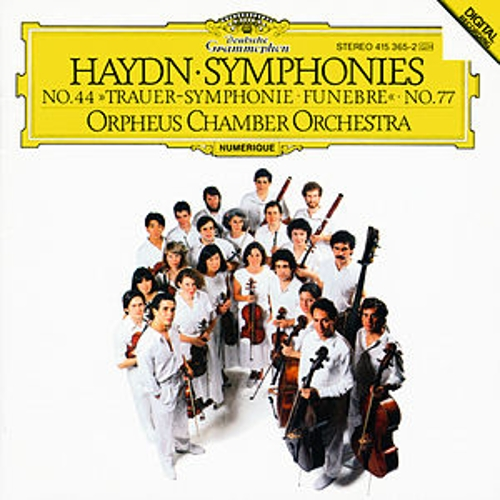Play & Download Haydn: Symphonies Nos. 44 & 77 by Orpheus Chamber Orchestra | Napster