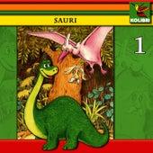 Sauri 1 - Geschichten vom kleinen Dinosaurier by Kinder Hörspiel